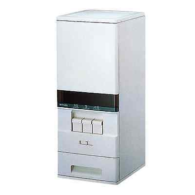 New Tiger Rfc3300 33Kg Rice Dispenser (White) Made In Japan