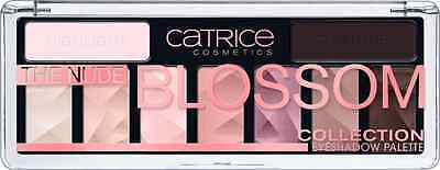 CATRICE The Nude Blossom Coll. Eyeshadow Palette (010 Blossom 'N Roses) NEU&OVP