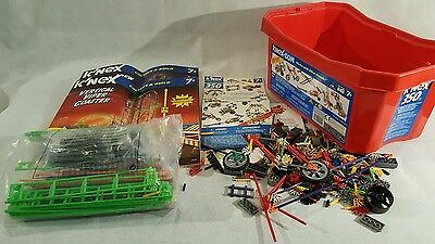 Knex Vertical Viper Coaster With Motor And Extra's Collect & Build