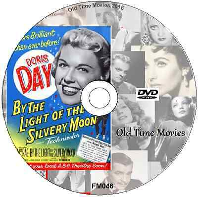 By the Light of the Silvery Moon - Doris Day Gordon MacRae 1953 DVD  Musical
