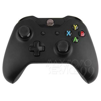 Black Wireless Official Game Controller For Microsoft Xbox One Windows Brand New