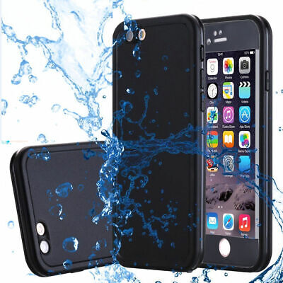 WATERPROOF SHOCKPROOF DIRT DUST PROOF Thin Case Cover For iPhone 7 Plus 6s 5s SE