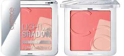 """CATRICE LE """"It Pieces"""" Light & Shadow Contouring Blush (020 A Flamingo in..) OVP"""