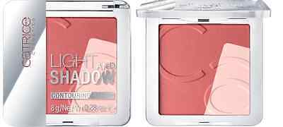 """CATRICE LE """"It Pieces"""" Light & Shadow Contouring Blush (030 Rose Propose) OVP"""