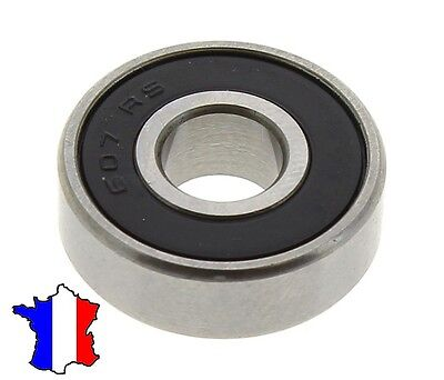 ROULEMENT A BILLES 7X19X6 607 2RS ( 1pc ) BEARING RODAMIENTO RC CYCLE VELO
