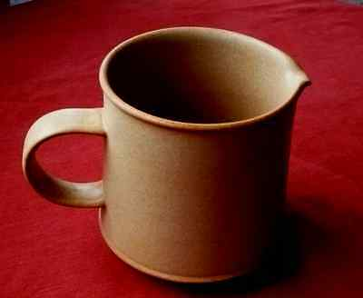 """Purbeck Pottery Toast Pattern  Jug H 4 1/2"""""""