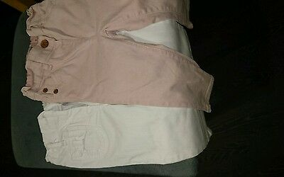 Next Baby Girl Trousers 12-18 86cm 1-1.5