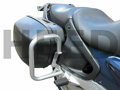 Paramotore HEED BMW R 1100 RT (1995 - 2001) - argento posteriore protezione