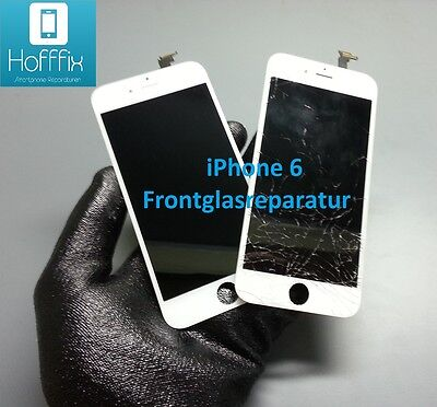 Apple iPhone 6 LCD Display Glas Austausch Frontglas Reparatur Display Reparatur