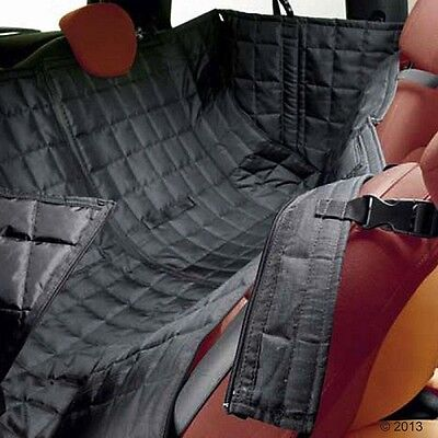 Dog Cover Back Car Seat Hammock Waterproof Quilted Protector High Sides Cosy