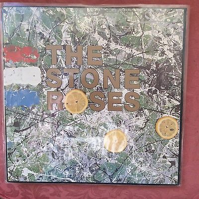 1991 Stone Roses LP Numbered (#13500) Gatefold Double Reissue MINT UNPLAYED!
