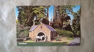 A postcard of The Irish Forge,Irish Country Life.Dennis series 56