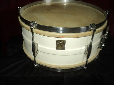 Vintage Snare Olympic by Premier 13x6 Brass