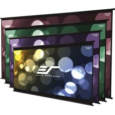 Elite Screens DIYW100H2  Wall Projection Screen