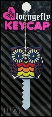 Loungefly Key Cap Owl Retro Vintage 0214 House Office Home Quality Unique