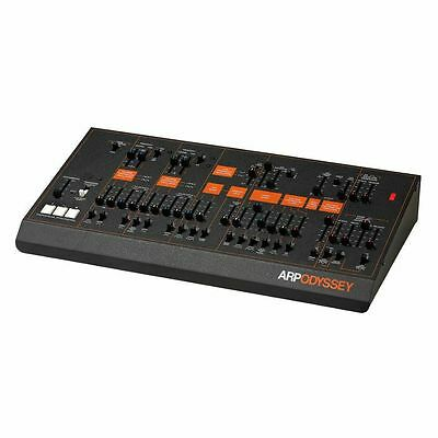 ARP Odyssey Duophonic Analog Synthesizer Module (Rev.3, black)