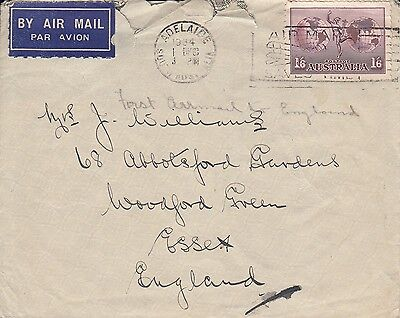 P 1698  December 1934 Hermes First Day Cover