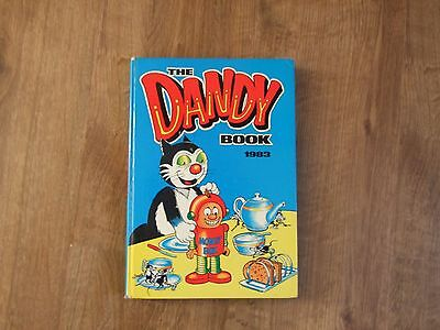 The DANDY annual   1983