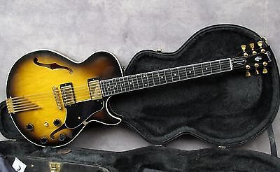 2004 Gibson Howard Roberts Fusion - Sunburst -  Exceptional Condition 9.75/10