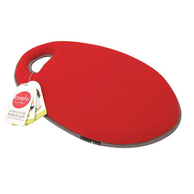 Poppy Red Kneelo Kneeler by Burgon & Ball