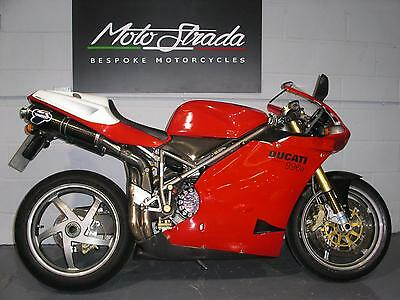 "Ducati 996 R' Limited  Edition ""superbike"" Red 2002 02'"