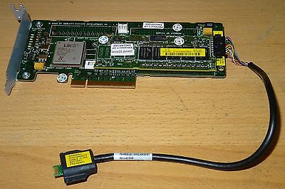 447029-001 HP Smart Array P400 8-CH/256MB/SAS/PCI-E, Low Profile