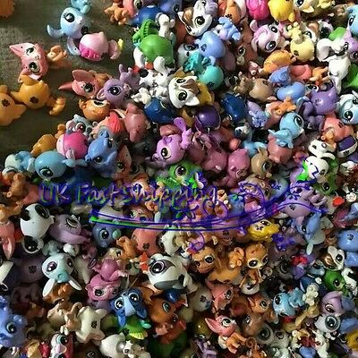 Baby Boys Girls Kids Gift Random 24x Toys Littlest pet shop LPS Figure Doll Toy