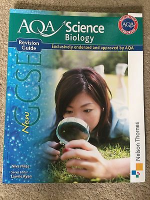 New AQA Science GCSE Biology Revision Guide by Miles Niva