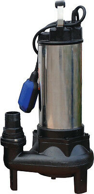 IBO WQ1500 PROFESSIONAL Dirty Water Sewage Submersible Pump 42000Lph SHREDDER