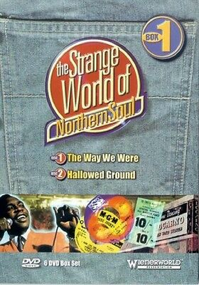 Strange World Of Northern Soul (6 Discs) - New DVD