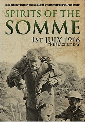 Spirits Of The Somme - New DVD