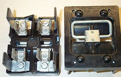 ge volt amp c p fuse pullout pull out fuse holder cutler hammer 30 amp 240 volt fuse holder pull out 1 2 wide notch