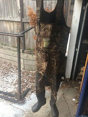 Gander Mountain Pro Waterfowl 5.0MM Chest Wader  Hunting Fishing mens Size 9 Reg