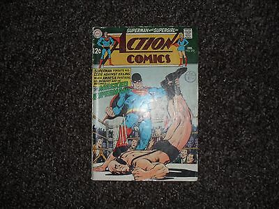 1969 'Action Comics' Issue no. 372