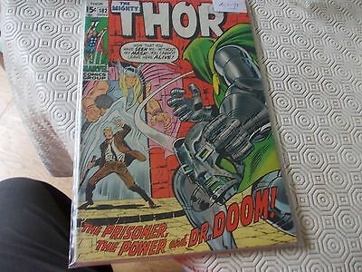 Thor 182.Marvel 70s issue