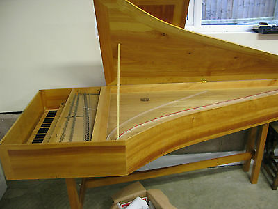 Harpsichord   YOU MAY VIEW  IN NORTHAMPTON TOWN