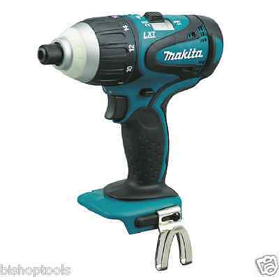 Makita XPT03Z 18V LXT Hybrid 4-Function Impact, Hammer, Driver-Drill, Tool Only