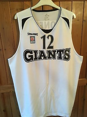 Manchester Giants Player Issue 2016 Vest