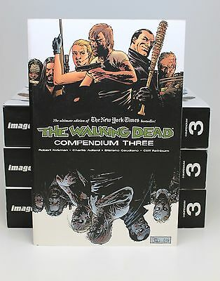 The Walking Dead Compendium 3 *FREE SHIPPING*