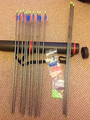Easton XX75 Platinum Plus Arrows
