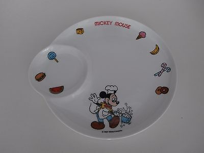 DISNEY : Bord MICKEY MOUSE Walt Disney Company ( Sango made in Japan )