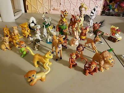 Disney Animal Characters From Lion King & Other Stories