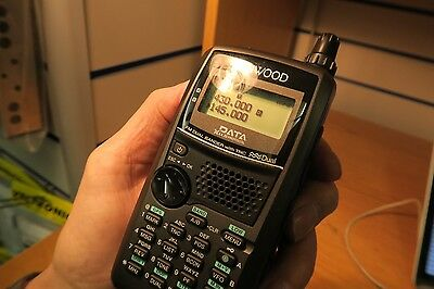 KENWOOD TH-D72E Dual Band Transceiver (BOXED)