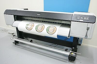 "Epson Stylus Pro GS6000, 64"" Wide Format Solvent Printer"