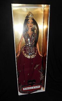 Princess of India ~ World beauty Indian barbie doll ooak custom Dakotas.song