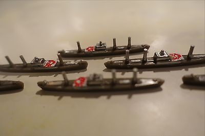Axis and Allies parts and pieces Anzac transports