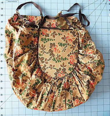 Vintage Hand-Made Sewing Bag, c. 1900,