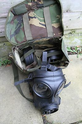 BB Airsoft Paintball Sport Full Face Protect Tactical Mask Pellet Goggle Black