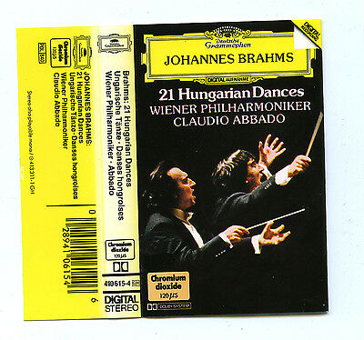 Johannes Brahms - 21 Hungarian Dances