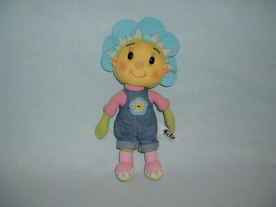 FIFI & AND THE FLOWERTOTS Talking Cuddly Soft Plush Toy Doll (TV SHOW/SERIES)